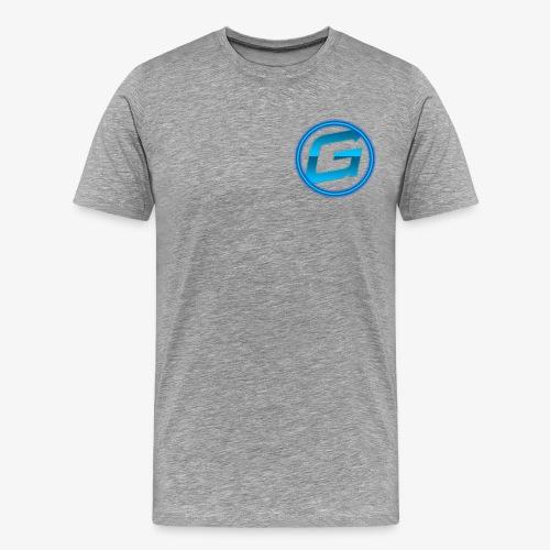 Logo klein - Mannen Premium T-shirt