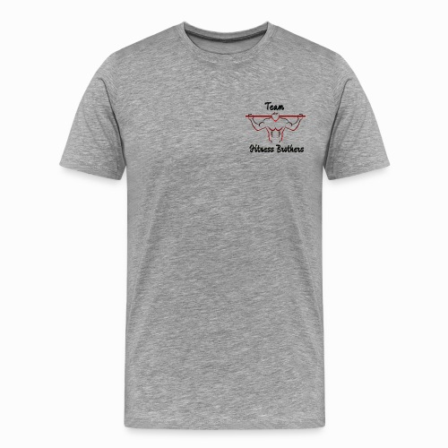 TFB HODDIE png - Premium-T-shirt herr
