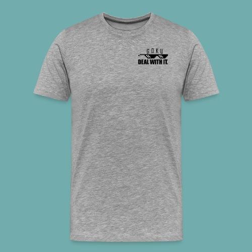 DealWithIT png - Männer Premium T-Shirt