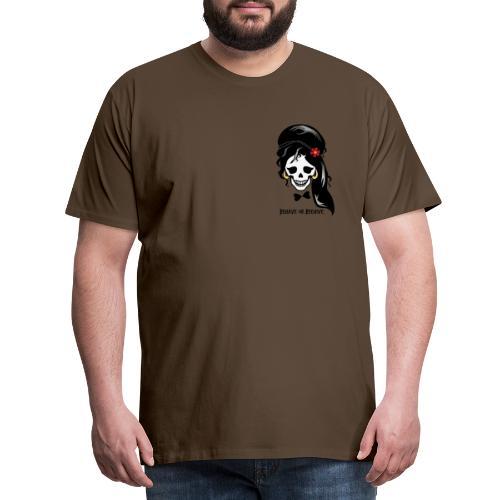 Rebellen & Rockabellas - Männer Premium T-Shirt