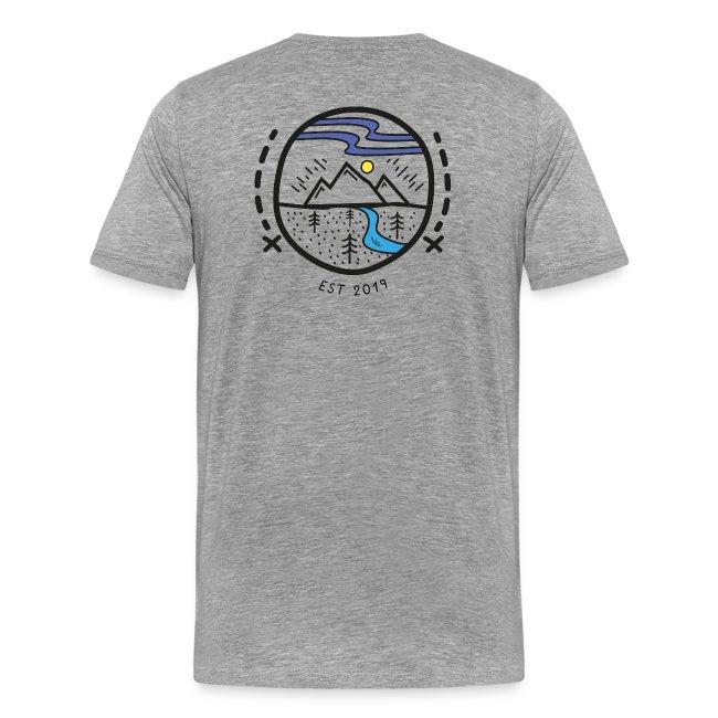Explorer tee shirt