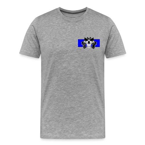 skull full - Camiseta premium hombre