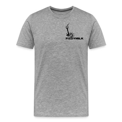 Fizzy Liberty blk - Men's Premium T-Shirt