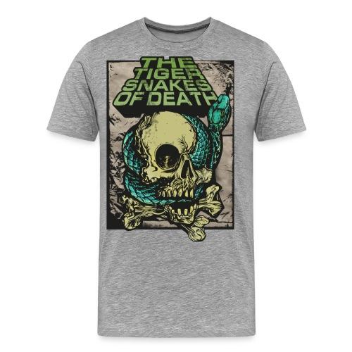 Tigersnakes Shirt png - Männer Premium T-Shirt