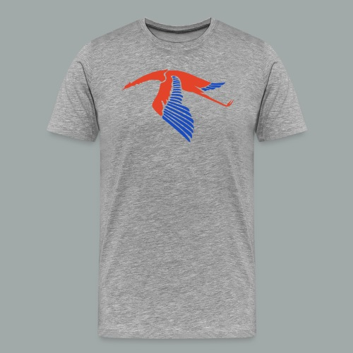 Les Cigognes, Guynemer - Men's Premium T-Shirt