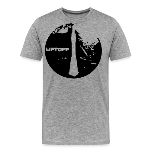 Liftoff - Männer Premium T-Shirt