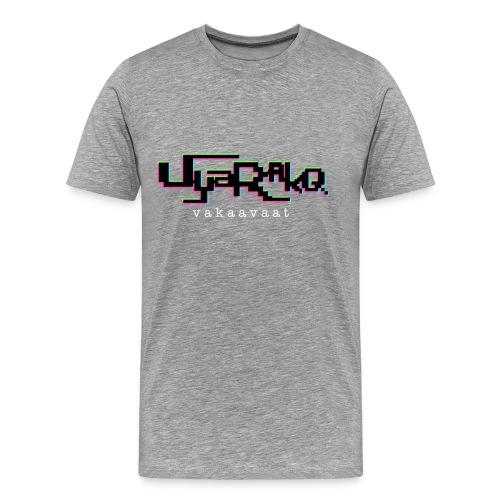 uyarakqlogoshirt - Men's Premium T-Shirt