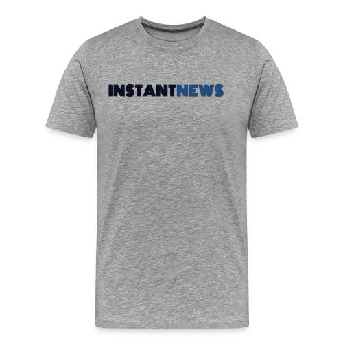 instantnews - Maglietta Premium da uomo