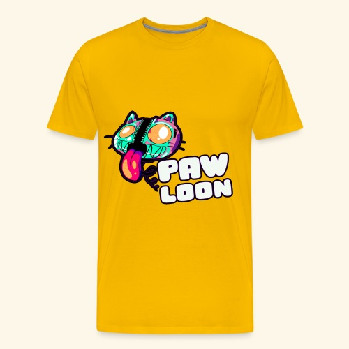 PAWLOON - Men's Premium T-Shirt