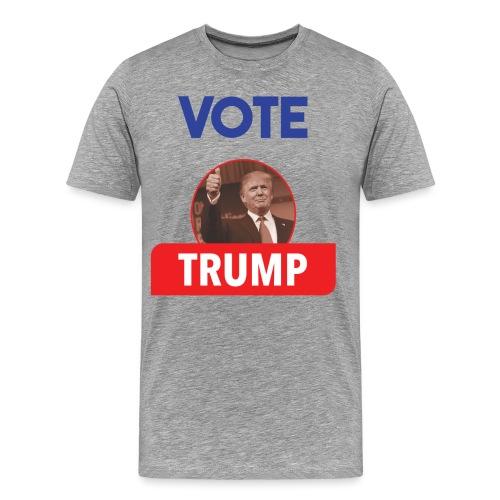 Vote Trump - T-shirt Premium Homme