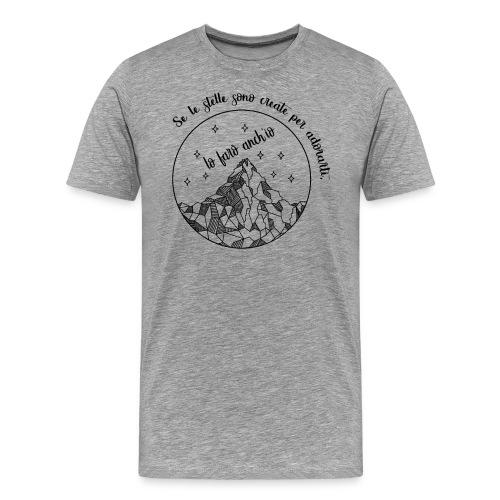 selestelleN - Maglietta Premium da uomo