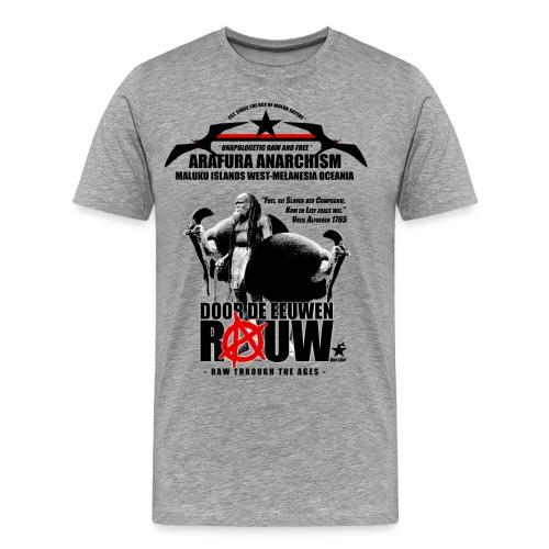 Arafura Anarchism - Mannen Premium T-shirt
