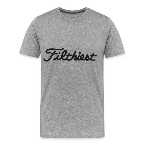 40 png - Männer Premium T-Shirt