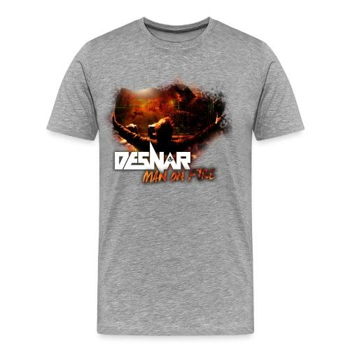 dsnr - Mannen Premium T-shirt