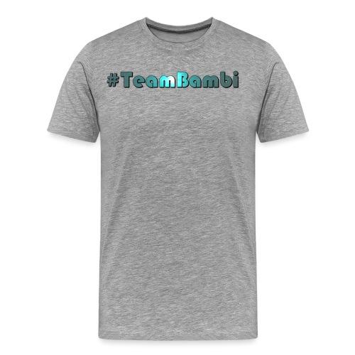 cooltext196678022144821 png - Männer Premium T-Shirt