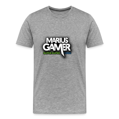 SuperSuperCool Pullover - Männer Premium T-Shirt