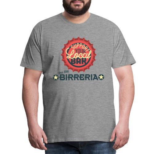 Support Your Local Bar - Männer Premium T-Shirt
