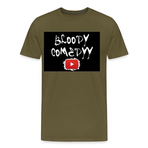 BloodyComedyy YT - Männer Premium T-Shirt