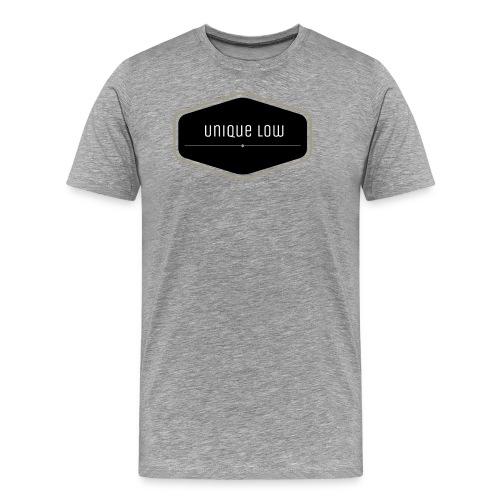 Unique Low - Männer Premium T-Shirt