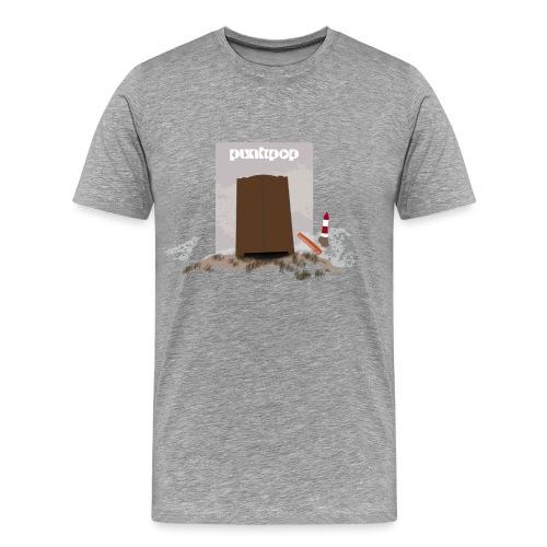 Dark Close PunkPop - Maglietta Premium da uomo