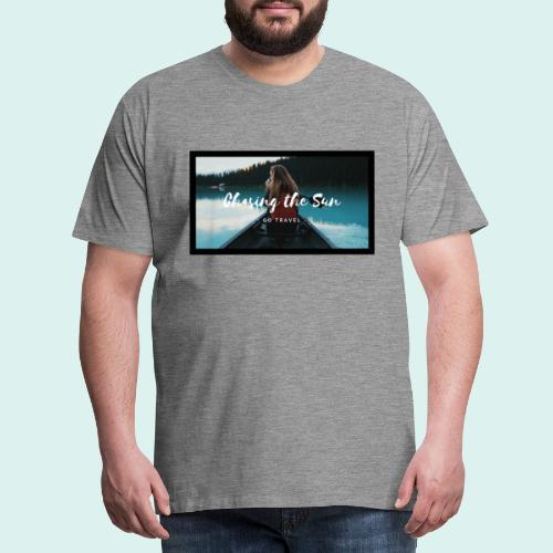 Sonne, reisen, Travel, Weltreise, Reise - Männer Premium T-Shirt