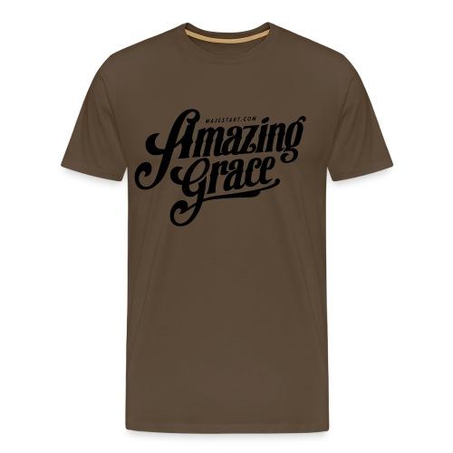 amazinggrace new 2016 - T-shirt Premium Homme