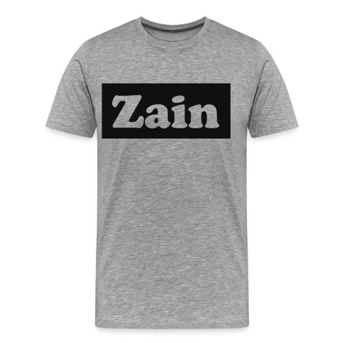 Zain Clothing Line - Men's Premium T-Shirt