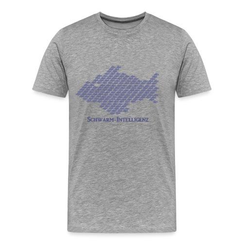 Schwarmintelligenz (Premium Shirt) - Männer Premium T-Shirt