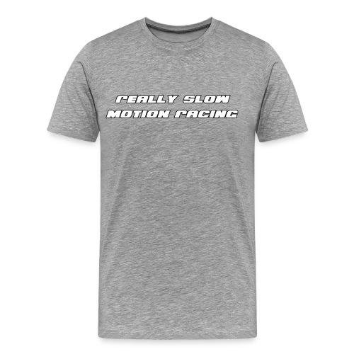 RSM Racing Logo - Men's Premium T-Shirt