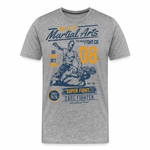 Mixed Martial Arts - Männer Premium T-Shirt