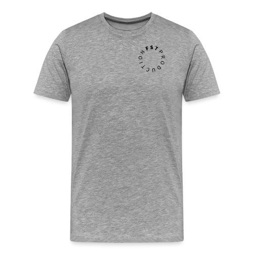 TSHIRT NOIR - T-shirt Premium Homme
