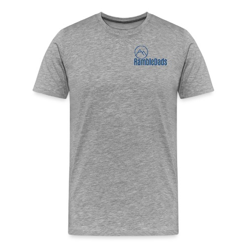 RambleDads - Men's Premium T-Shirt
