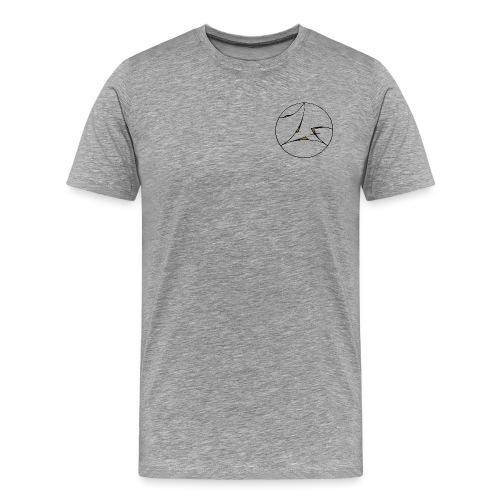LOGO ZAXOFF - T-shirt Premium Homme
