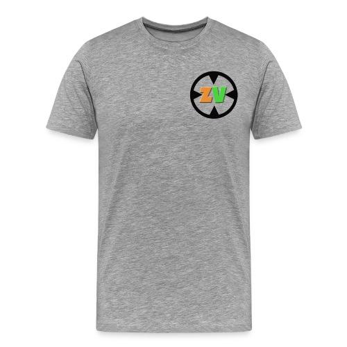 t-shirt zombivial - T-shirt Premium Homme