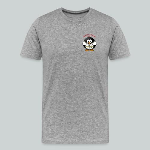 VisbyPenguins - Premium-T-shirt herr