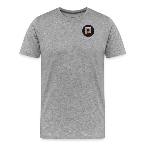 Plastik People Recordings - Men's Premium T-Shirt