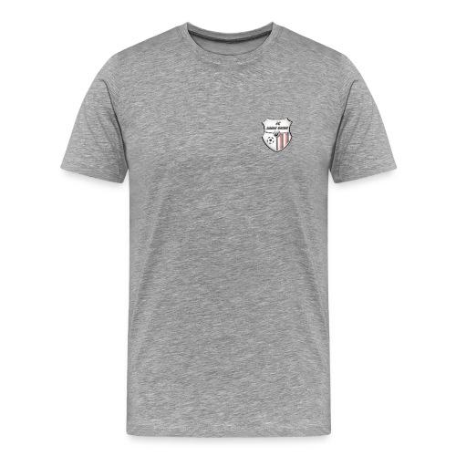 union3 transparent gif - Männer Premium T-Shirt