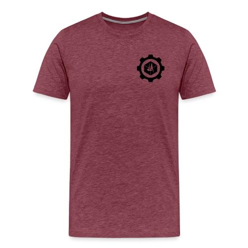 Jebus Adventures Logo (Transparent) - Men's Premium T-Shirt