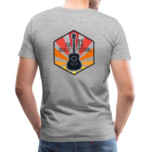 Sola21 Batch - Männer Premium T-Shirt