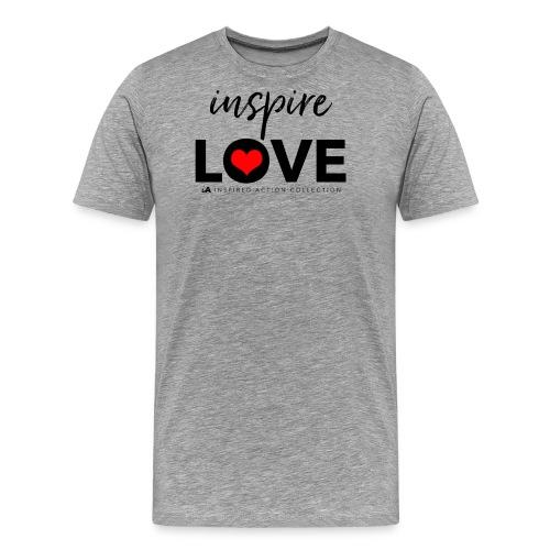 inspire love - Mannen Premium T-shirt