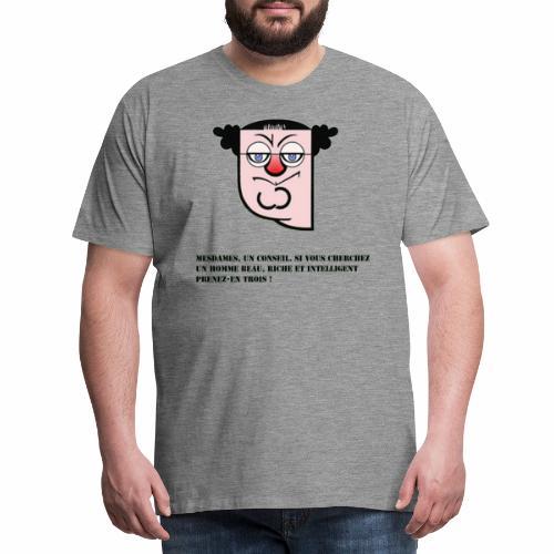 prenez en 3 - T-shirt Premium Homme
