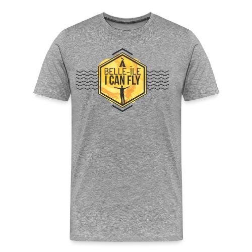 visuelHD png - T-shirt Premium Homme