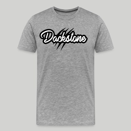 Dackstone - Männer Premium T-Shirt