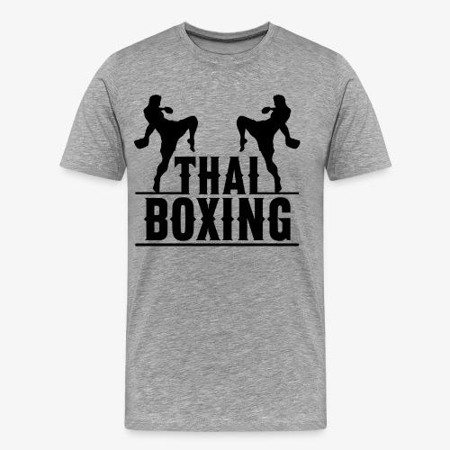 Muay Thai - Camiseta premium hombre