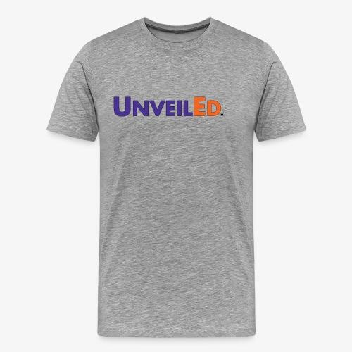 Unveiled FedEx Logo - Men's Premium T-Shirt