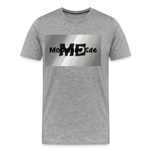 Monsieur Ede shirts - Miesten premium t-paita