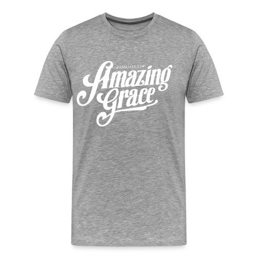 Amazing grace Scraz - T-shirt Premium Homme
