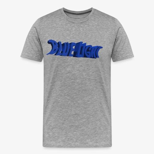 Blue Light - Mannen Premium T-shirt