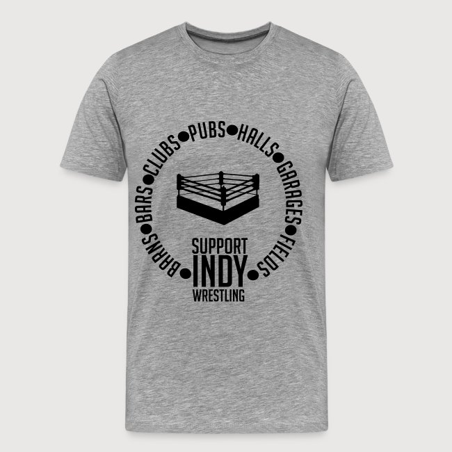Support Indy Wrestling Anywhere