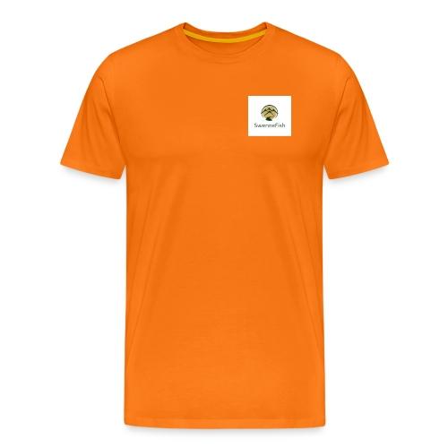 Logo 25 - Mannen Premium T-shirt